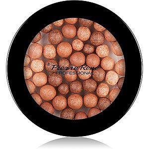 Pierre René Face bronzové tónovací perly pro dlouhotrvající efekt odstín 04 Natural 20 g obraz