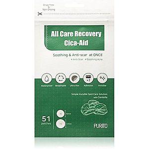 Purito All Care Recovery Cica Aid náplasti na problematickou pleť 51 ks obraz