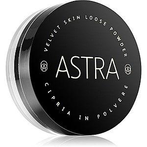Astra Make-up Velvet Skin Rice transparentní sypký pudr 10 g obraz