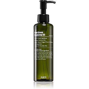 Purito From Green čisticí pleťový olej 200 ml obraz