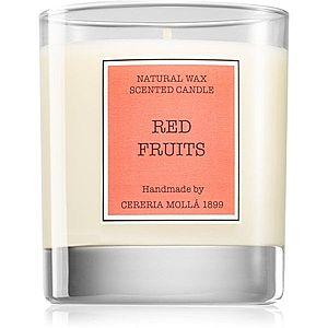 Cereria Mollá Red Fruits vonná svíčka 230 g obraz