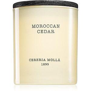 Cereria Mollá Boutique Moroccan Cedar vonná svíčka 230 g obraz