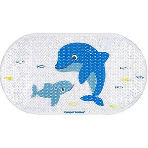 Canpol babies Love & Sea protiskluzová podložka do vany Blue 69x38 cm obraz