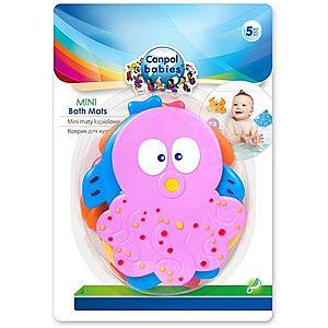 Canpol babies Bath protiskluzová podložka do vany mini 5 ks obraz