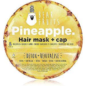 Bear Fruits Avocado revitalizační maska na vlasy obraz