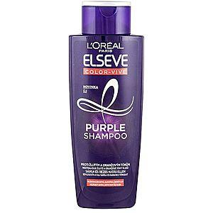 Loréal Paris Elseve Color Vive Purple šampon 200 ml obraz