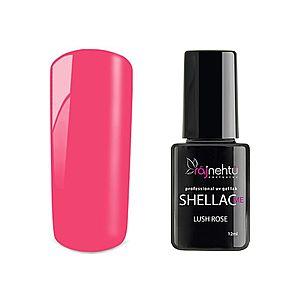 Ráj nehtů UV gel lak Shellac Me 12ml - Lush Rose obraz