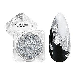 NANI zdobení Aluminium Flakes - Silver obraz