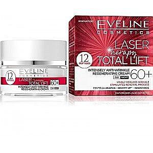 Eveline Cosmetics EVELINE LASER Therapy TOTAL LIFT 60+ krém proti vráskam 50ml obraz