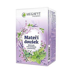 Megafyt Mateří doušek porcovaný čaj 20x1, 5 g obraz