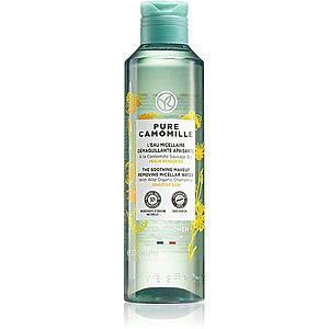 Yves Rocher Pure Camomille zklidňující micelární voda 200 ml obraz
