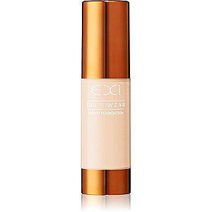 EX1 Cosmetics Invisiwear lehký make-up s rozjasňujícím účinkem odstín 1.0 30 ml obraz