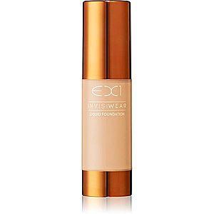 EX1 Cosmetics Invisiwear lehký make-up s rozjasňujícím účinkem odstín 3.0 30 ml obraz