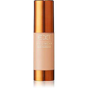 EX1 Cosmetics Invisiwear lehký make-up s rozjasňujícím účinkem odstín 3.5 30 ml obraz