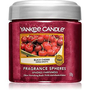 Yankee Candle Black Cherry vonné perly 170 g obraz