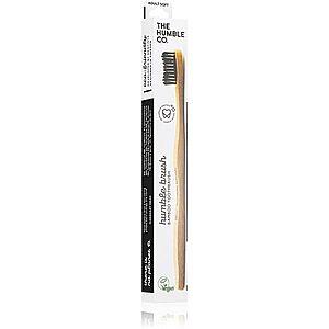 The Humble Co. Brush Adult bambusový zubní kartáček soft obraz