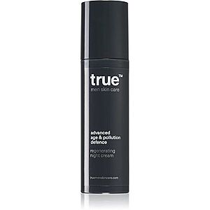 true men skin care Regenerating night cream noční regenerační krém 50 ml obraz