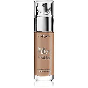 L'Oréal Paris True Match tekutý make-up odstín 7D/7W Golden Amber 30 ml obraz