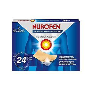 Nurofen 200 mg léčivá náplast 2 ks obraz