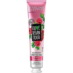 Eveline Cosmetics I Love Vegan Food hydratační krém na ruce s vůní malin 50 ml obraz